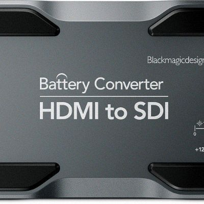 BMD Battery Converter HDMI to SDI 訊號轉換器